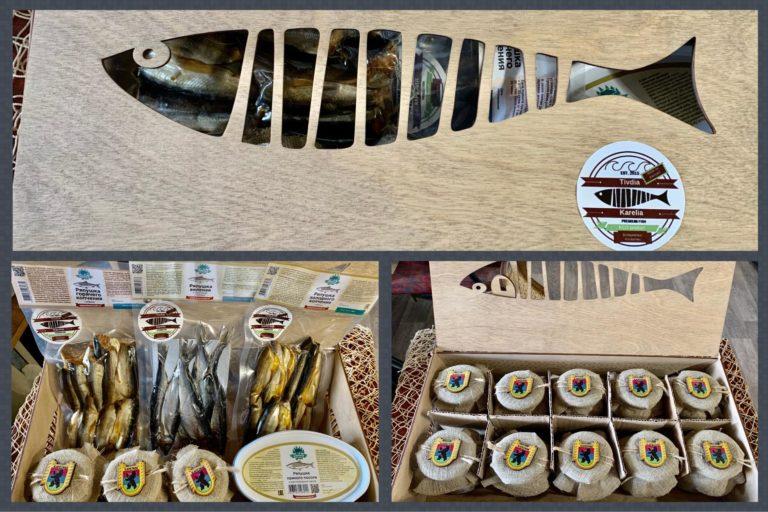 Компания «Рыбный край» стала первым спонсором издания «Туристический сувенир: от идеи до туриста»